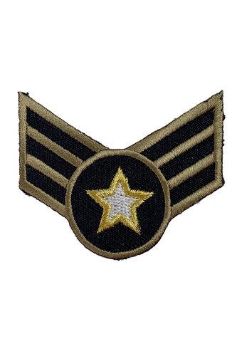 GOO N 076 NAŽEHLOVAČKA ARMY HVĚZDA