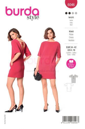 P66 6046 šaty
