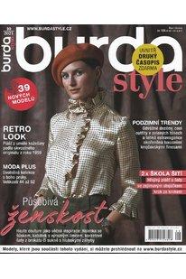 CBB 1021 Časopis Burda Style - říjen 2021