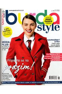 CBB 921 Časopis Burda Style - září 2021
