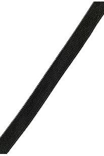 GGG 102 PLOCHÁ GUMA ČERNÁ š.1 cm 10M