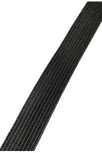 GGG 152 PLOCHÁ GUMA ČERNÁ š.1,5 cm 10M