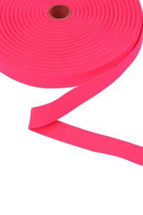 GGG 518 PLOCHÁ GUMA NEON RŮŽOVÁ 2 cm