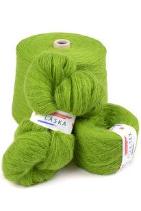 GRR 066 Pletací příze Perchado zelená 100g