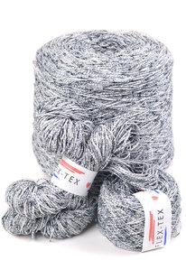 GRR 079 Pletací příze Panoram 2100 bílo-šedé 100g