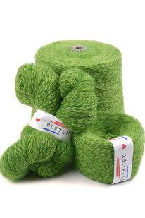 GRR 137 Pletací příze Cordelino 3/15 zelená 100g