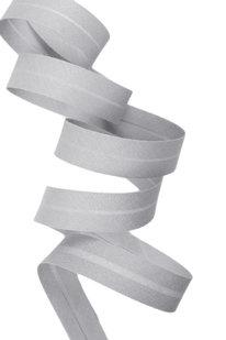 GSS z 69 BAVLNĚNÁ LEMOVKA š. 2 cm šedá