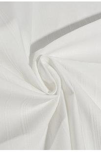 IDE 005 BAVLNA bílá vytkaný vzor