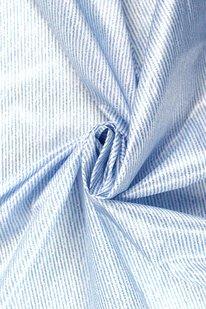 IDE 1177 ŠUSŤÁKOVINA bílá s modrým vzorem