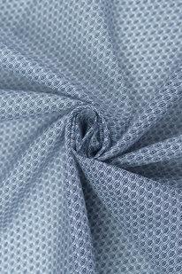 IDE 1279 Šatovka modrý vzor