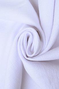 MAX 899 Lněné plátno bílé barvy