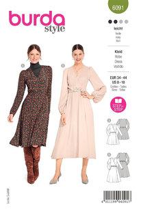 P55 6091 šaty