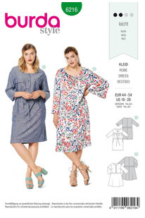 P55 6216 DRESSES