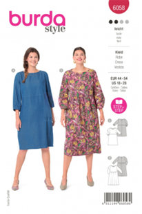 P66 6058 dress